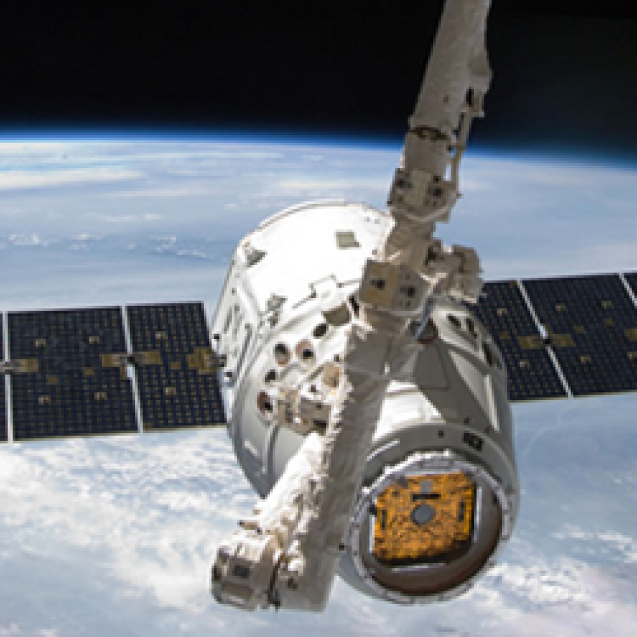 earth dragon from spacex - photo #24