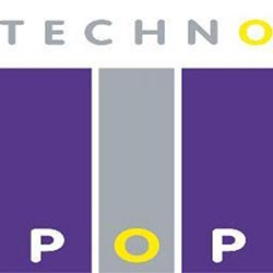technopop logo 3d printing industry