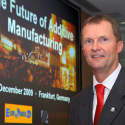 terry wohlers at euromold to discuss 3D printing