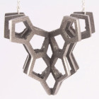 CSIRO 3D Printed this Amazing Jewellery for Designer Caitlin Dubler in Titanium