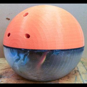 underwater robot 3d printing