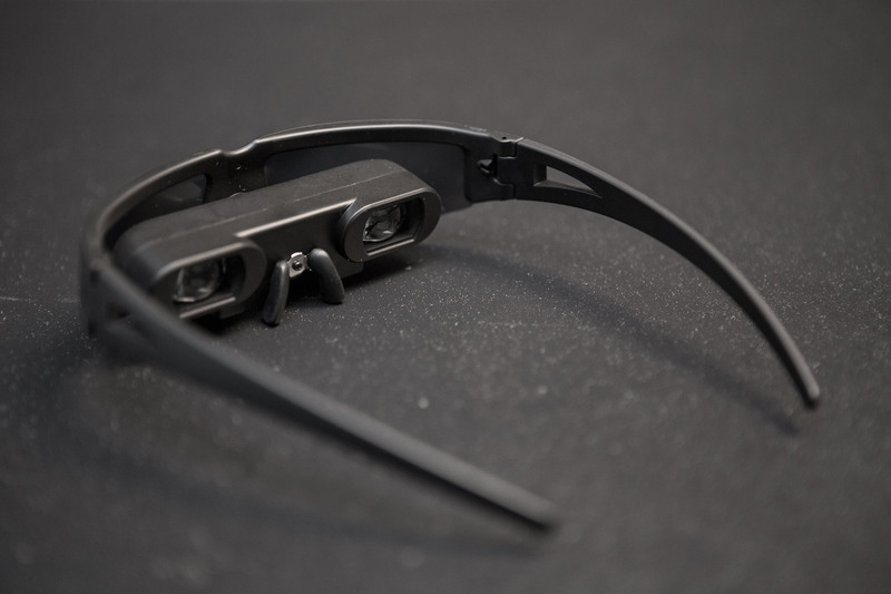 Diy Google Glass From Adafruit 3d Printing Industry