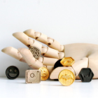 Zazzy Teams with the Noun Project for Huge Library of 3D Printed Cufflinks