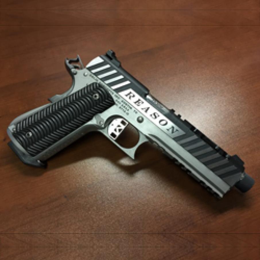 3d Gun Image 3d Home Architect: 3D Printed Personalized Metal Gun
