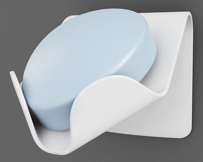 3D printed soap holder