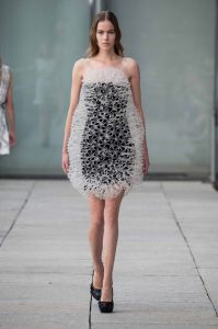 3D printing iris van herpen dress