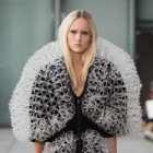 van Herpen Brings LHC Magnetism to the World of 3D Printed Fashion