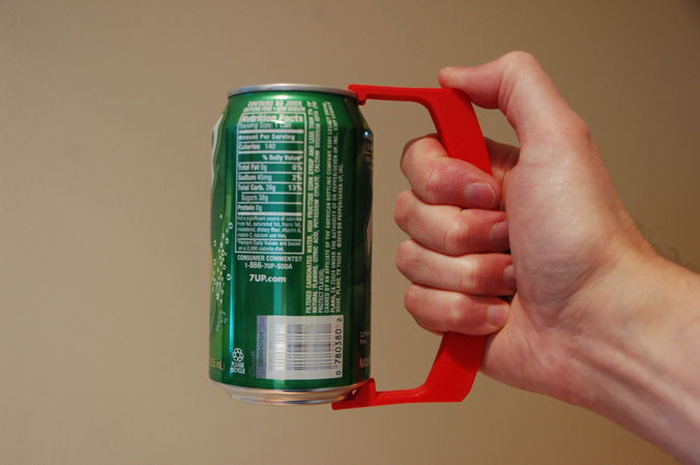 3d printed soda_can_holder