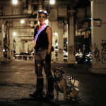 3d printed tank girl from adafruit