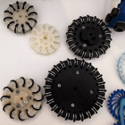 Vicenza Thunder's 3D Printed Omnidirectional Wheels Win Big at RoboCup