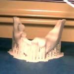 3d printing mandible bone-3dmaker vietnam