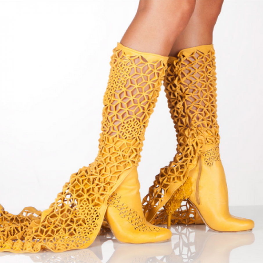 3D Shoes: 3D Printed Personalisation