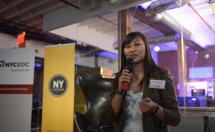 Annie Wang speaker senvol america makes
