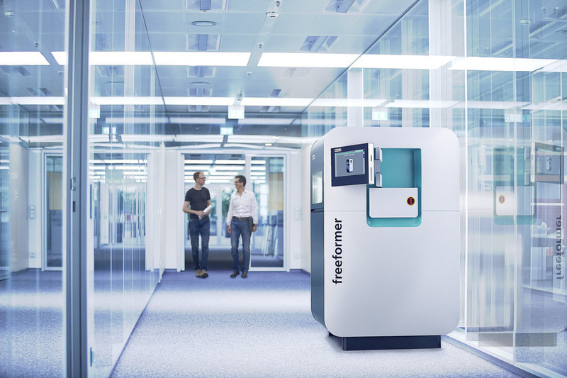 Arburg taking orders for The Freeformer! - 3D Printing Industry