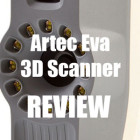 Davide Sher Shares His Experience with the Artec Eva 3D Scanner
