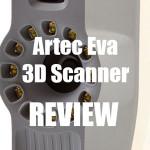 Artec Eva 3D Scanner