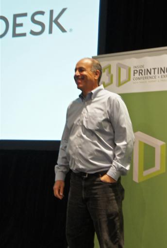Carl Bass Autodesk CEO