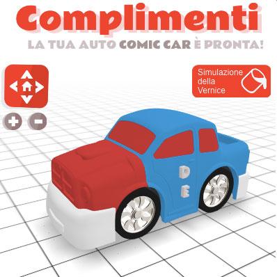 Complementi 3d printing toys Imaginarium