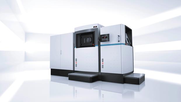 EOS System M 400 3d printer