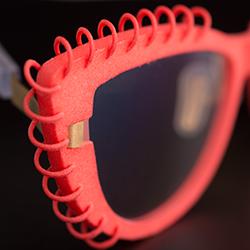 3d printed sunglasses win award