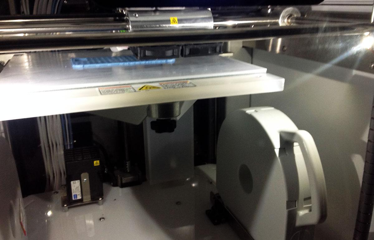 Filament Cube Pro 3D Printing