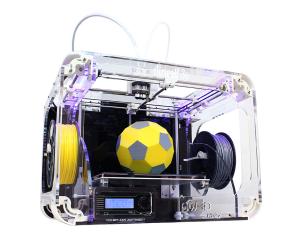 HD2x Airwolf 3d printer