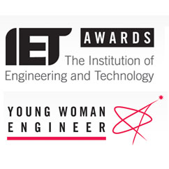 IET Awards Young Woman Engineer 3D Printing