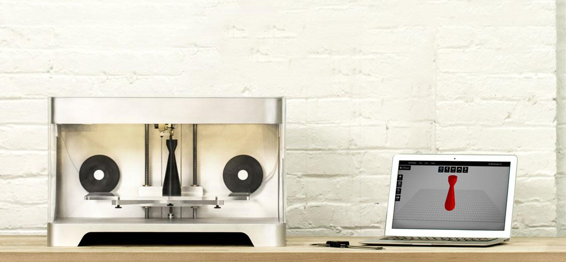 Mark-One-3D-carbon-fiber-printer