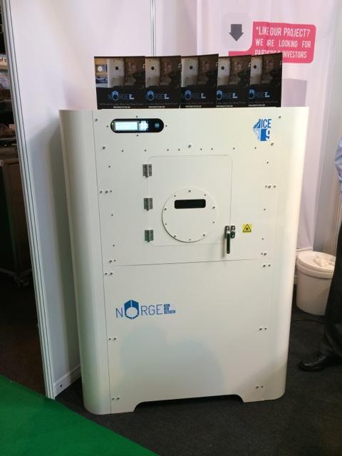 Norge 3d printer