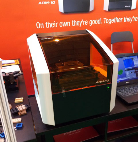 Roland 3d printer