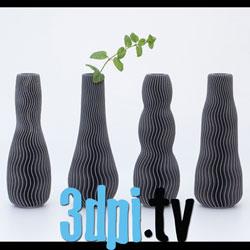 Wave 3d printing