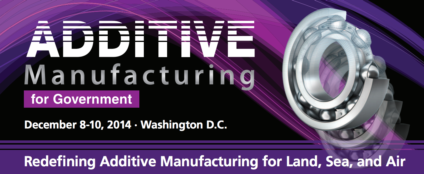 additive manufacturing for government 3d printing
