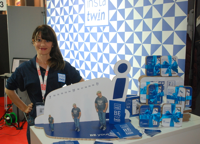 alessandra instatwin 3d scanning 3d printing
