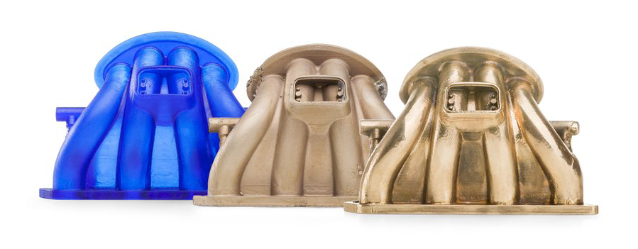castable 3d printing resin