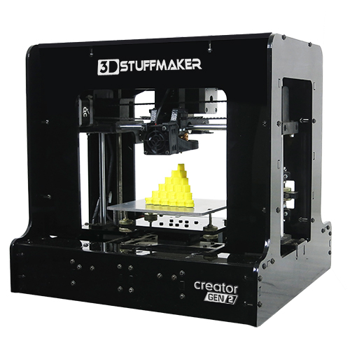 3D Stuffmaker Introduces New Range of 4 DIY 3D Printers