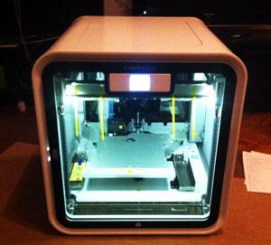 cube pro 3d printer lives