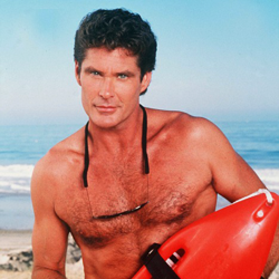 david hasselhoff to have 3D printed smartselfies