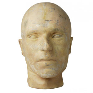 deathmask 3d printing