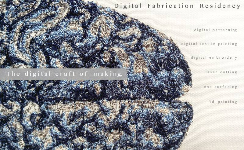 digital fabrication residency 3d printing header