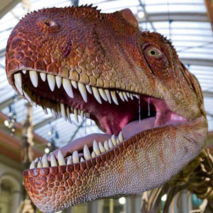 dinosaurs 3d printing TU Berlin