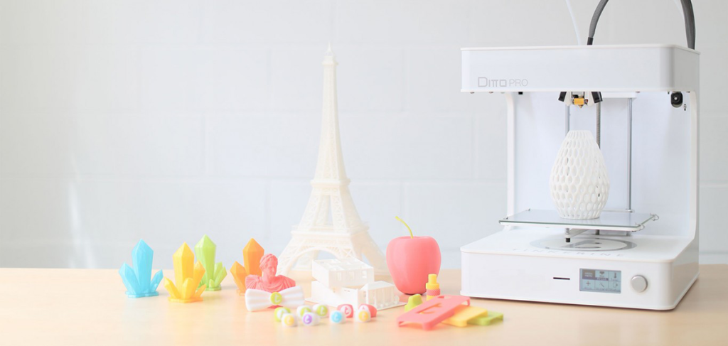 ditto_pro 3d printer 3d printing industry feature