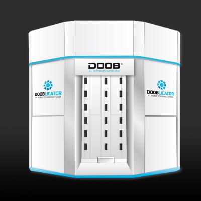 dooblicator 3d scanning