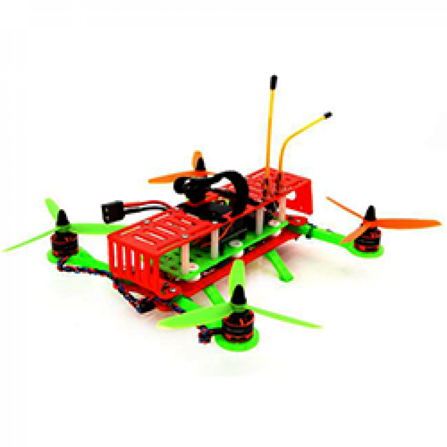 3D Printed Quadcopter On Kickstarter