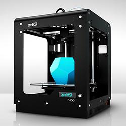 feat Zortrax Top Industrial Designs