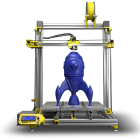 GCreate Launching Two New Larger 3D Printers at a Competitive Price