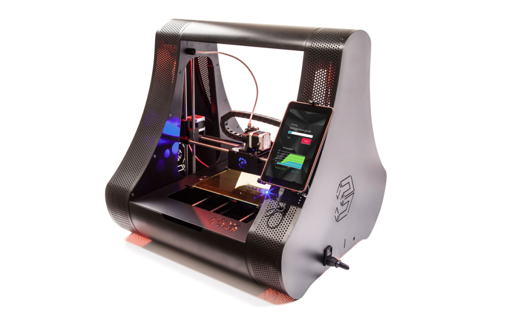 flexform plug and play 3D printer
