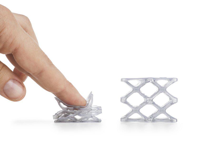 flexible_resin -formlabs 3d printing