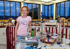 gloucester community builds 3D printers for students at o'maley