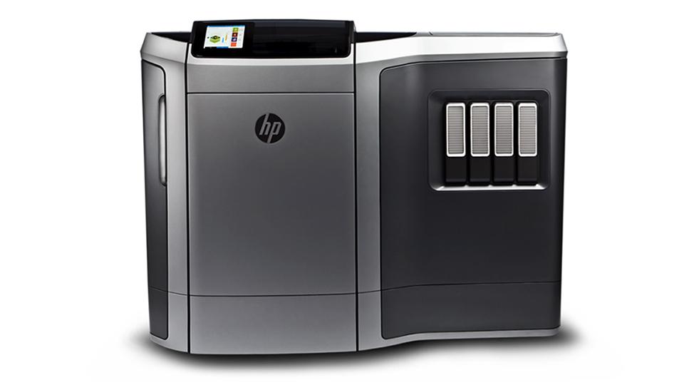 hp 3d printing multi jet fusion