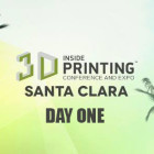 Inside 3D Printing Santa Clara Day One: The Lulzbot Mini and Tying Knots